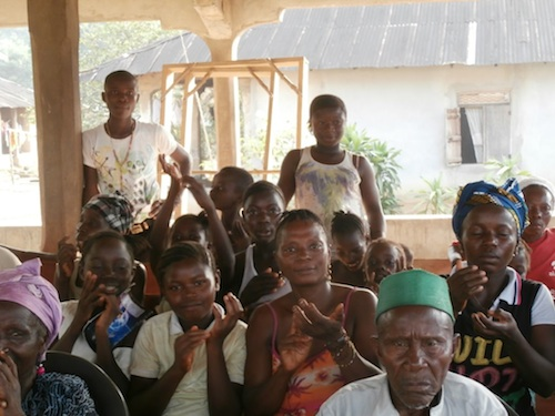 Sierra Leone :jenny 2:blog